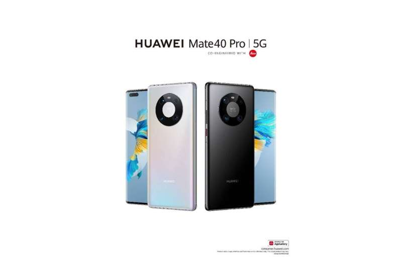 The latest Huawei phones