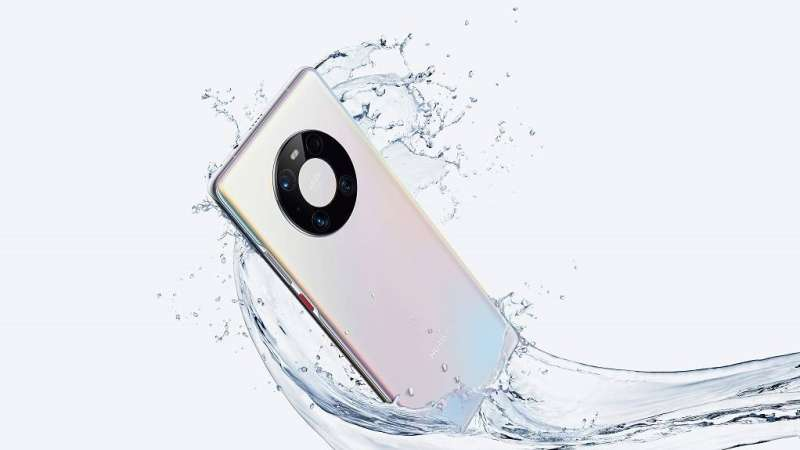 The featured phone in the
