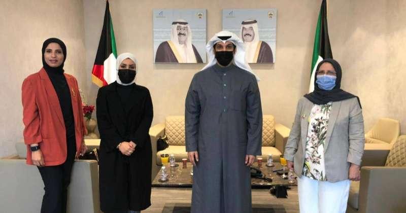 وزير الإعلام و«المخترعين»: مشاريع مشتركة لدعم المبتكرين الكويتيين