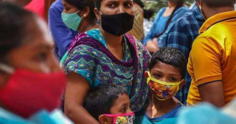 أكثر من 18 مليون إصابة بكورونا في الهند