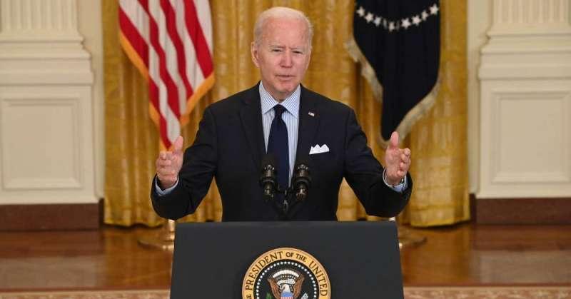 بايدن: أعتقد أن إيران جادة في مفاوضات فيينا لكن من غير الواضح إلى أي مدى