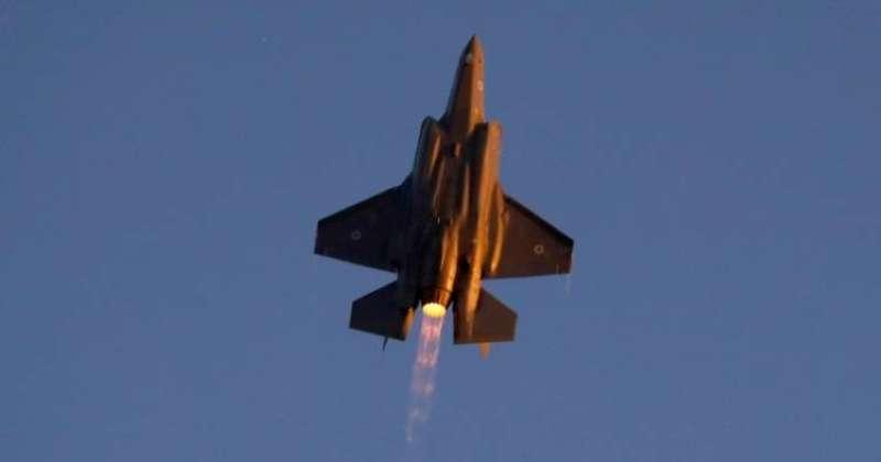مقاتلات إسرائيلية تشن غارات على مناطق في غزة وضواحيها