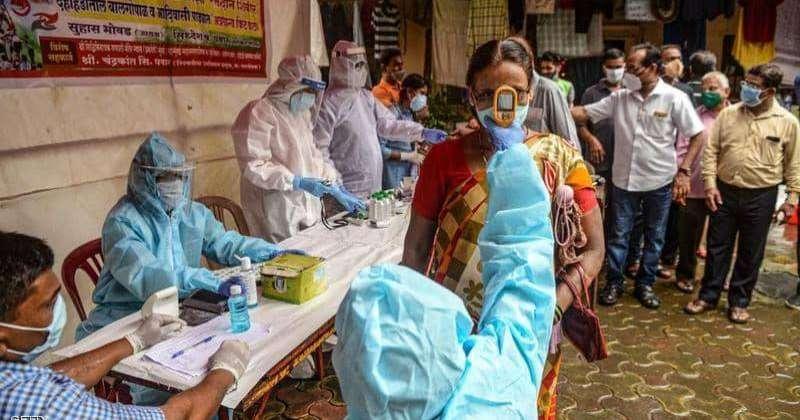 الهند تسجل 2726 وفاة و60471 إصابة جديدة بكورونا