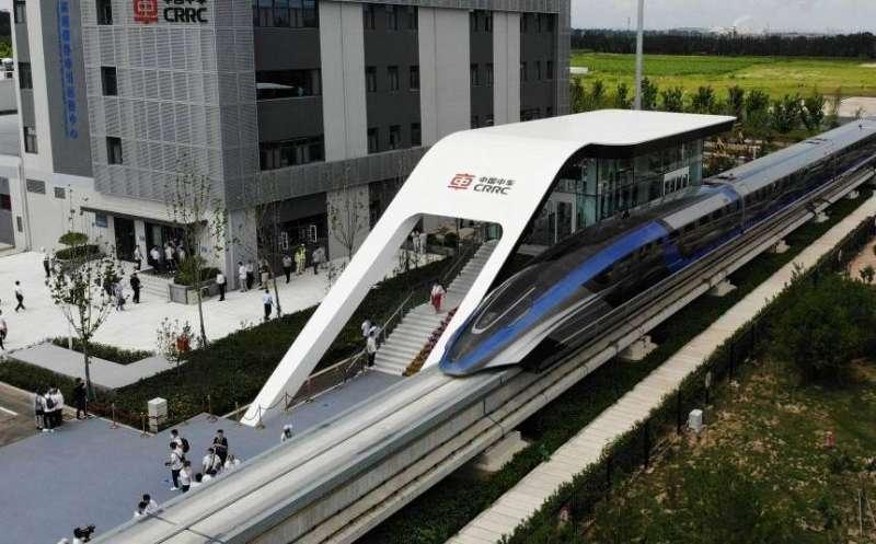 new chinese train