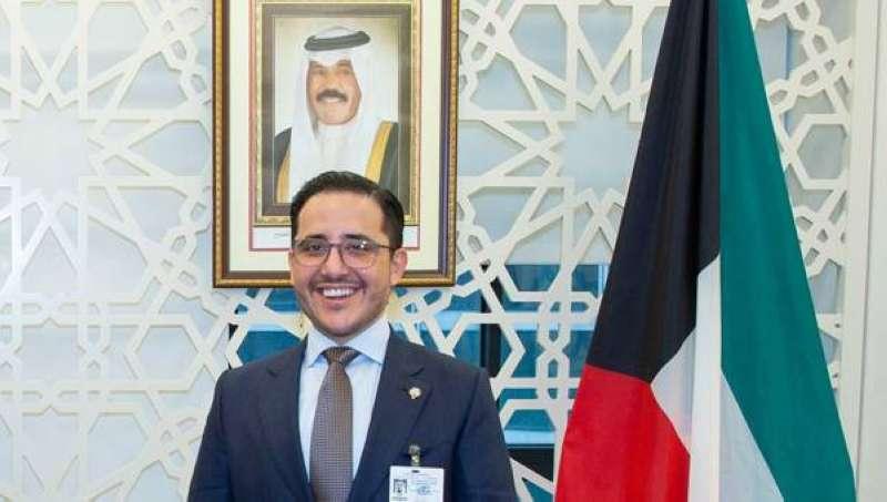 وزير الخارجية الشيخ الدكتور أحمد الناصر