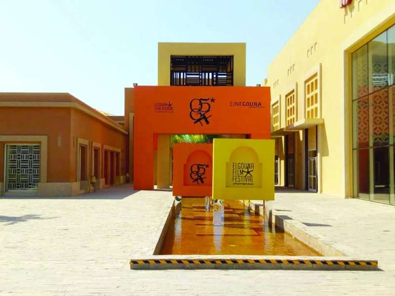 El Gouna Festival halls are ready to receive events and guests