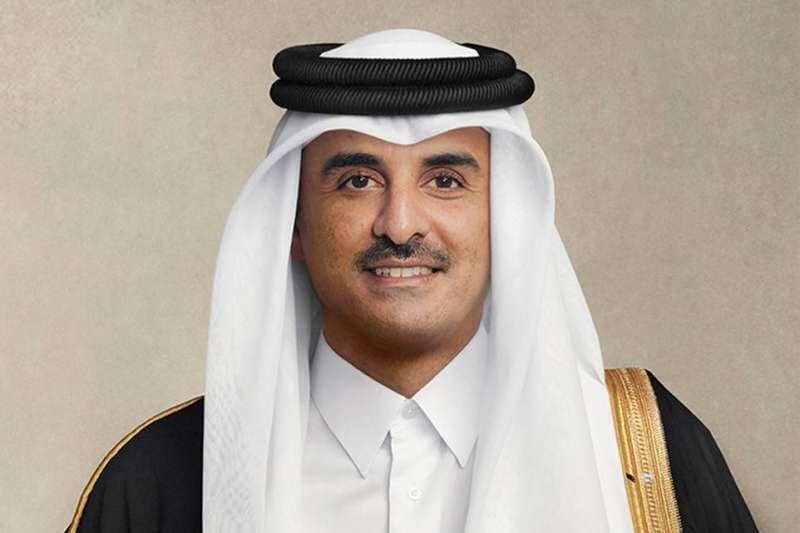 His Highness the Emir of Qatar Sheikh Tamim bin Hamad