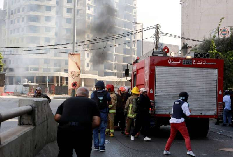 Hezbollah: Groups of the Lebanese Forces Party targeted the