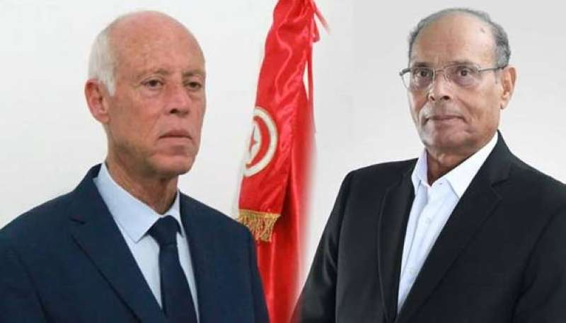 Marzouki and Saeed